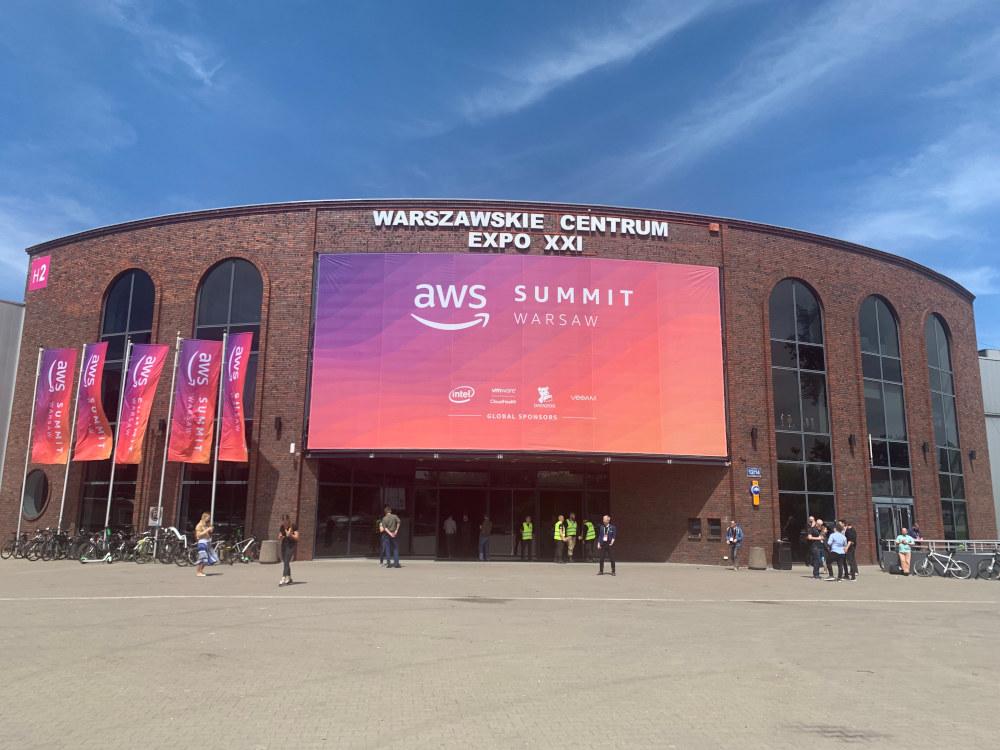 AWS Summit Warsaw 2019