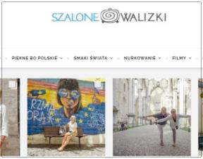 Szalone Walizki