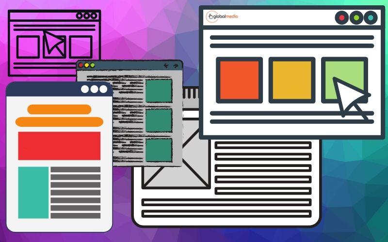 projektowanie serwisów internetowych www