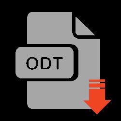 Pobierz dokument w formacie ODT