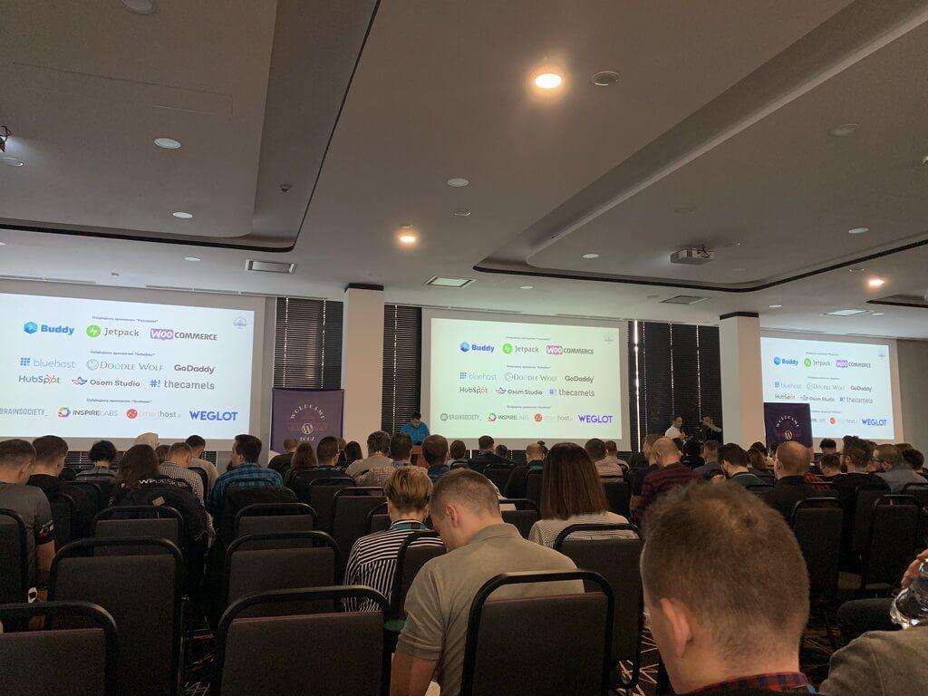 WordCamp Łódź 2019 - 7