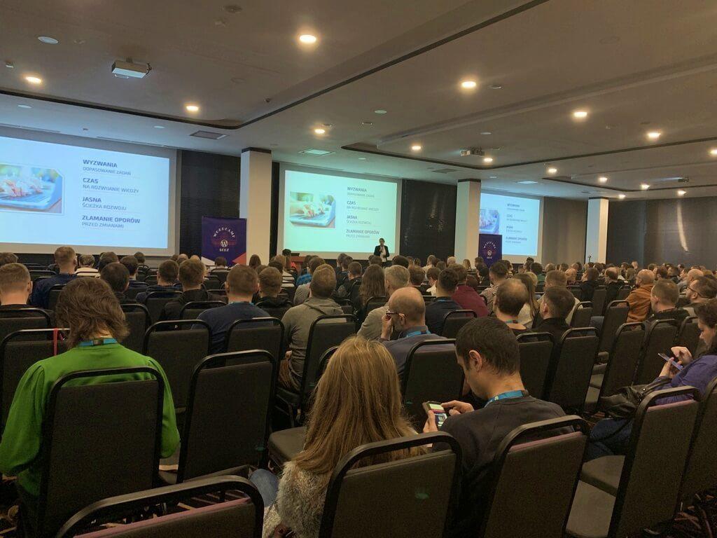 WordCamp Łódź 2019 - 1