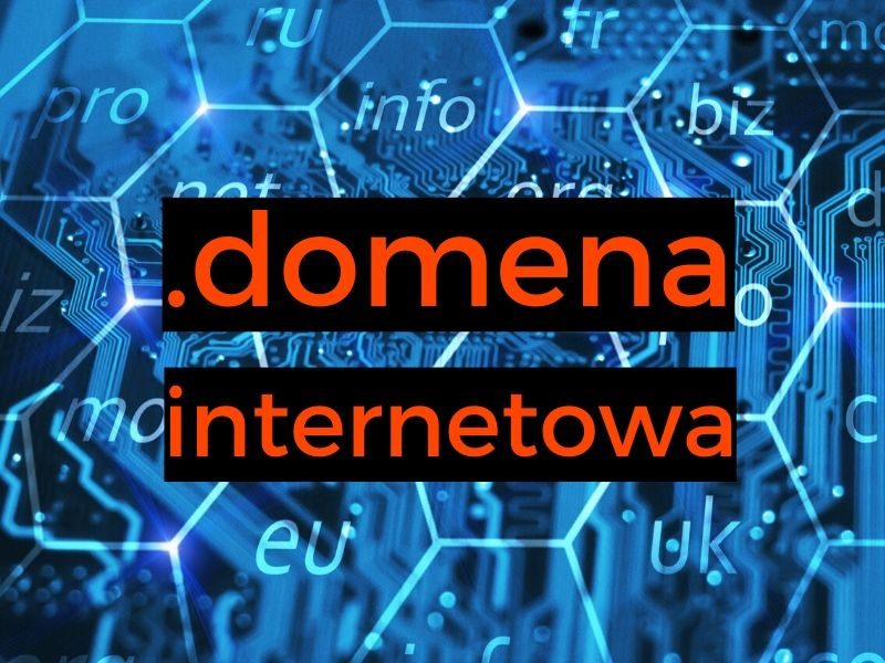 Domena internetowa