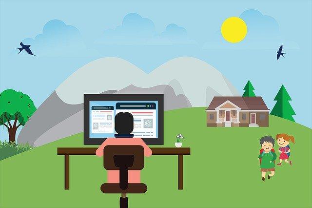 Najlepsze programy do pracy zdalnej, pracy z domu (home office)