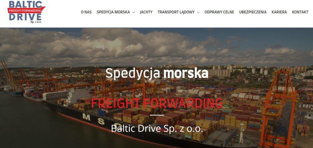 Baltic Drive